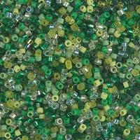 Бисер 5грам Delica 11/0 Япония DBMIX-02:  Delica Mix - Ever Green